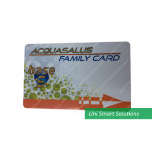 Low Cost Smart RFID Card for Supermarket