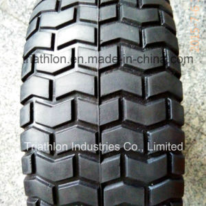 16/6.50-8 Turf Flat Free Mowers Tire pictures & photos