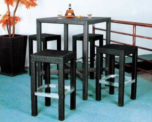 Rattan Bar Furniture (996) , Garden Bar Sets