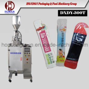 Round Corner End Stick Bag Powder Packing Machine pictures & photos