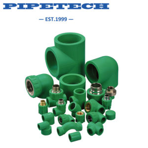 PPR Pipe Fittings with High Quality DIN Standard