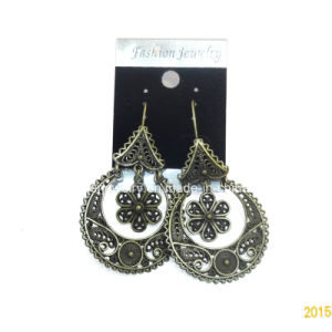 Imtation Jewelry Flowers Charm Earrings for Female Jewelry
