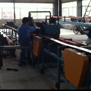 Automatic Capacity Auto Hydraulic Cold Drawing Machine Copper Rod Copper Busbar Drawing Machine F pictures & photos
