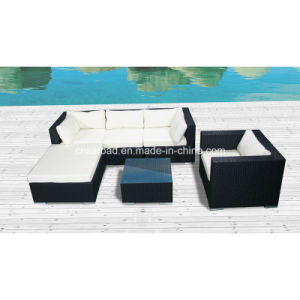 Outdoor Rattan Furniture for Bar, Garden, Hotel with Aluminum Frame / SGS (8202P) pictures & photos