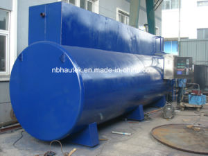 Domestic Sewage Recycle System (SWM-100MPD) pictures & photos