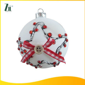 Merry Christmas Family Love New Xmas Shiny Glass Ball pictures & photos