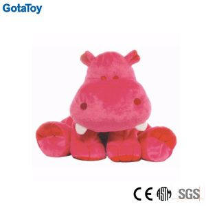 Custom Plush Hippo Stuffed Toy Soft Toy pictures & photos