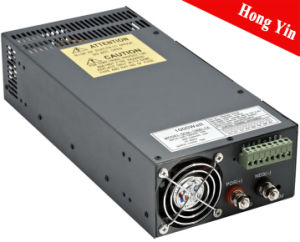 Scn-1000-12 1000W 12V Power Supply with Single Output Power Supply pictures & photos