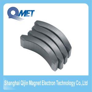 Permanent Motor Sintered Ferrite Material Magnet