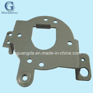 OEM Iron Sheet Metal Stamping Parts pictures & photos