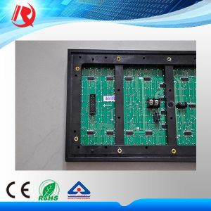 Waterproof Outdoor Ce / RoHS / Bis Certificate P10 Single Colour Red LED Display Module pictures & photos