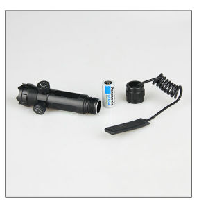 Tactical Airsoft Hunting Green Laser Sight Without Mount Cl20-0043b pictures & photos