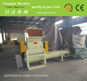 Plastic Crusher with Washer pictures & photos