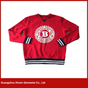Guangzhou Factory Custom Design Good Quality Sweatshirt Maker (T36) pictures & photos