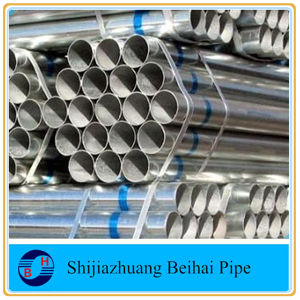 Carbon Steel Electric Galvanized Pipe Sch40 Welded pictures & photos
