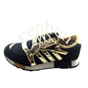 New Hot Arriving Women′s Fashion Sneaker Shoes pictures & photos