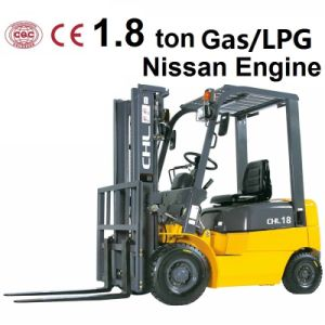1.8 Ton Gasoline or LPG Forklift Truck pictures & photos