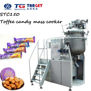 Toffee Candy Mass Cooking Machine with Ce Certification pictures & photos