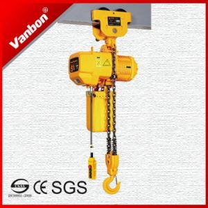 5t Electric Chain Hoist Dual Speed pictures & photos