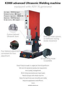 Linggao Ultrasonic Plastic Welding Machine pictures & photos