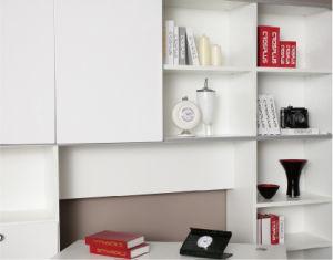 Oak Solid Wood Office Desk Study Desk Study Room Furniture Modern Style (zj-010) pictures & photos
