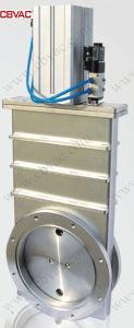 Manual Gate Valve with ISO Flange (Aluminum) / Vacuum Gate Valve / Large Gate Valve pictures & photos
