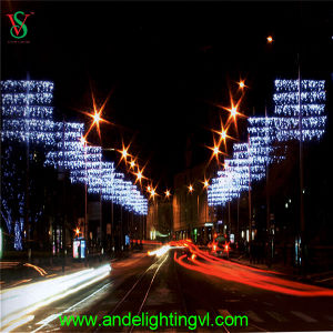 Christmas Lighting Outdoor Pole Mounted Light for Street Decoration pictures & photos