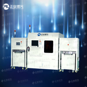 PCB Inline Qr Code Laser Marking Machine pictures & photos