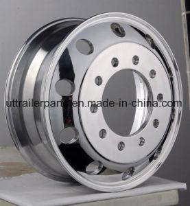 Aluminum Wheel Rims/Semi Trailer Wheel Rim pictures & photos