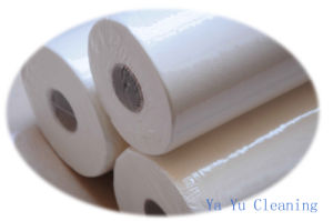 Wood Pulp Tear off Wipes Rolls (YYWP-001) pictures & photos