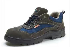 Sports Design Chemical Resistant Anti-Slip Rubber Sole Safety Shoes