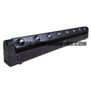 LED Rotation Bar Beam 8X10W Quadcolor RGBW 4-in-1 (LRBB-108-A1(4IN1)B)