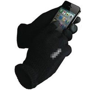 Touch Screen Iglove Unisex Knit Hand Warm Glove for iPhone pictures & photos