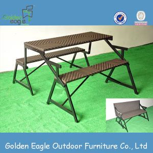 Foldable Garden Chair Outdoor Rattan Chair