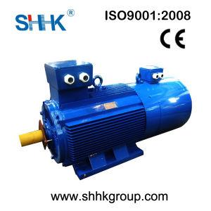 China 380v Yr Wound Rotor Slip Ring Induction Motor 18 5