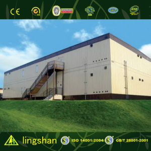 Low Cost Prefab Rice Grain House Warehouse pictures & photos