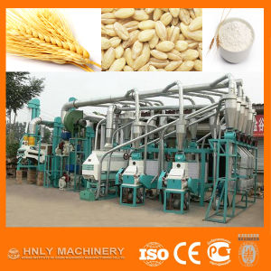 140t/24h Fully Automatic Steel Structured Wheat Flour Milling Line pictures & photos