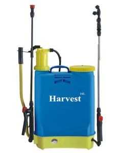 18L Agricultural Knapsack 2 in 1 Battery and Manual Sprayer pictures & photos