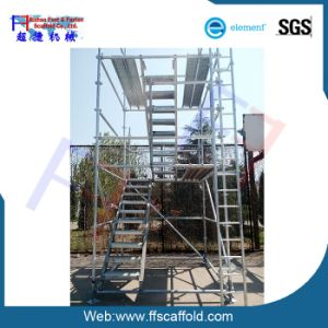 Construction Scaffold 48.3mm Ringlock Scaffolding System (FF-B) pictures & photos