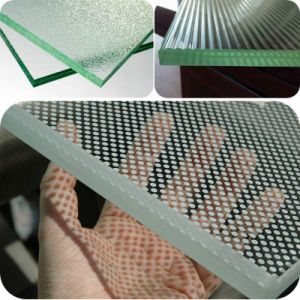 Architectural / Decorative Safety Laminated Glass Panels Cut to Size pictures & photos