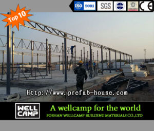 Oman Project Mobile Modern Prefabricated House for Office pictures & photos