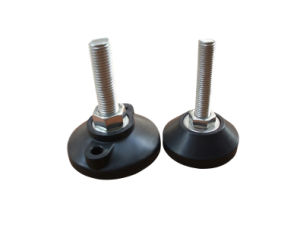 Furniture Gd-40s Caster Stud Footmaster Wheel Adjustable Feet pictures & photos
