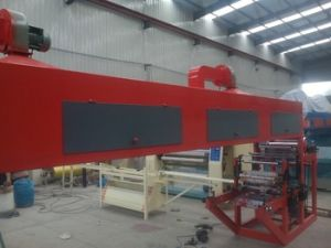 Gl-500c Strict Quality Controlled Tape Coating Machine with Water Acrylic Glue pictures & photos