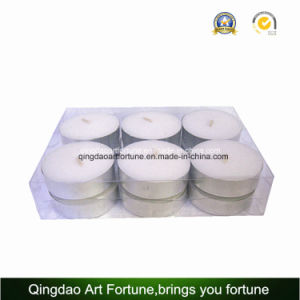 New Design 9 Hour White Tealight Candle pictures & photos