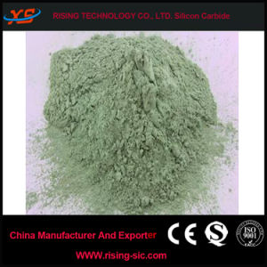 Silicon Green Used Industry 360# Powder pictures & photos