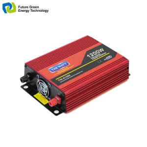 12V/24V 1500W High Frequency Car Power Inverter pictures & photos