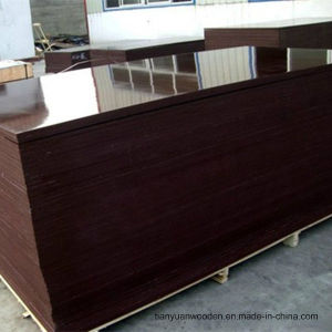 Shuttering Film Faced Plywood / Building Material pictures & photos