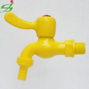 Hot Sale Quick Opening ABS Plastic Basin Faucet pictures & photos