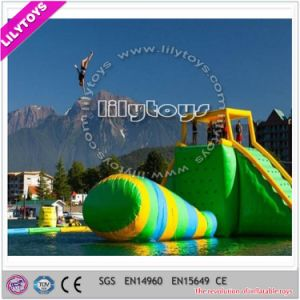 Lilytoys High Quality Inflatable Water Blob Water Jumping Game for Extreme Sports (J-Water Park-46) pictures & photos
