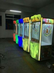 Hottest Cute Claw Crane Game Machine From Mantong Company pictures & photos